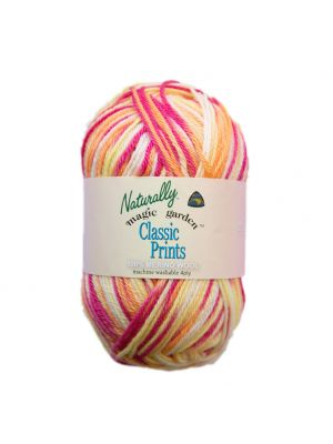 Naturally - Classic Prints 4 Ply